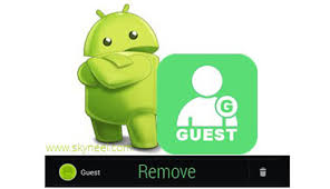 how to remove account from android to remove guest account from android phone
