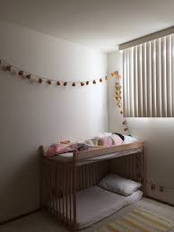 How To Change A Crib Into A Toddler Bed by Bunk Bed Ikea Hack Turn Ikea Crib Into A Bunk Bed Toddler Bed