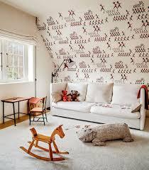 chambre enfant papier peint papier peint coloré chambre enfant