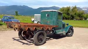 Antique Ford Truck Wheels - 1929 ford aa flatbed truck for sale in ronan montana sold