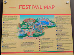 Map Of California Adventure Take A Stroll Through The 2017 Disney California Adventure Food