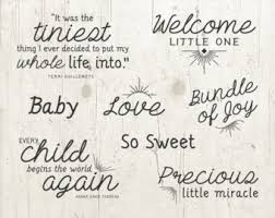 wedding quotes psd 5 word overlays baby newborn phrases photo overlay text