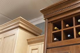 Cabinets With Crown Molding Medallion Cabinets Cove Crown Molding With Deco Insert Molding
