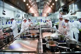 cours de cuisine cordon bleu les grands chefs du cordon bleu forment les étudiants de l