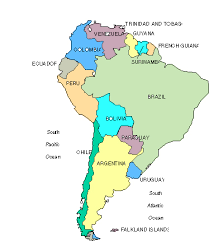 map us south south america vacation rentals usa