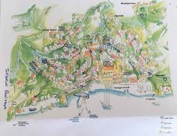 Map Of Amalfi Coast Your Guide To Positano Tripchow