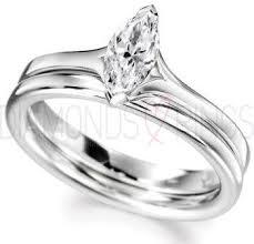 bridal ring sets uk marquise shape engagement ring bridal set diamondsandrings co uk