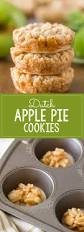 Apple Pie Thanksgiving Dutch Apple Pie Cookies Lovely Little Kitchen