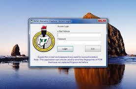 how to install nysc biometrics desktop client for windows careit