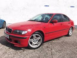 red bmw e46 simmons bmw livingston u002704 bmw e46 318d 3 series sport facelift
