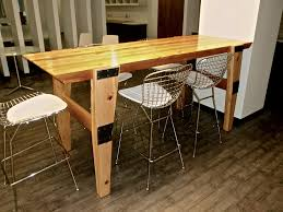 narrow dining tables medium size of dining dining table and