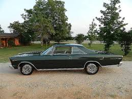 1966 ford galaxie 1966 ford galaxie 500 xl 2 door coupe 133056