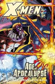 x men age of apocalypse the complete epic book 4 by scott lobdell