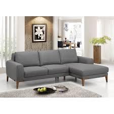 canape avec meridienne canapé d angle côté droit design 3 places avec méridienne sergio