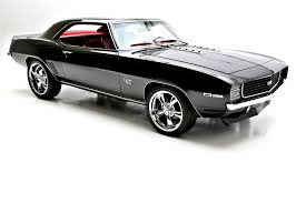 all car manuals free 1969 chevrolet camaro security system 1969 chevrolet camaro rs ss black red 396 american dream machines