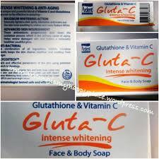 Gluta Fresh scrub writingismyhappyplace