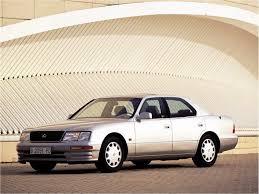 first generation lexus ls400 1990 1994 lexus ls400 road test