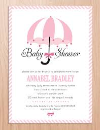 umbrella baby shower baby shower invitation umbrella printable file by ohmymia 18 00