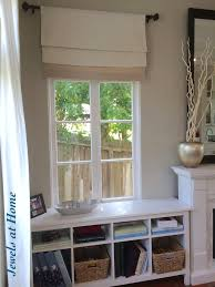 roman shades with curtains designs windows u0026 curtains