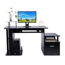 acheter ordinateur bureau bureau d ordinateur en verre achat vente pas cher