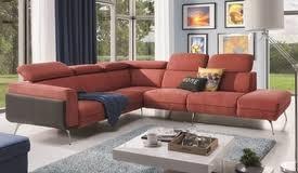canape bicolore design vente de canapé d angle design ou panoramique en cuir gdegdesign