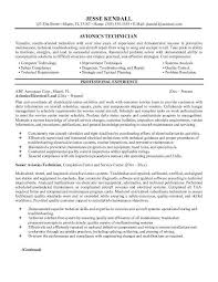 Maintenance Mechanic Resume Examples by Aircraft Sheet Metal Mechanic Resume Create Professional Resumes