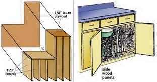 baking container storage 30 diy storage solutions to keep the kitchen organized saturday