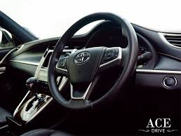 2015 toyota harrier rent lease a toyota harrier by ace drive car rental