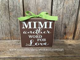 Meme Grandmother Gifts - mimi gift grandma gift another word for love grandmother gift