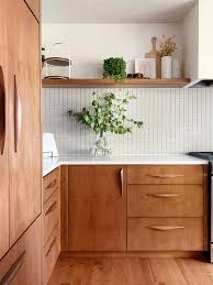 wooden kitchen cabinets modern a gorgeous mid century modern kitchen remodel