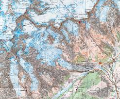 Swiss Alps Map Hiking Map Of St Gervais U0026 Mont Blanc Alps France Ign Top 25