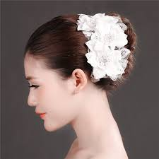 hair decoration mylove barrettes hair accessory wedding veil bridal veil