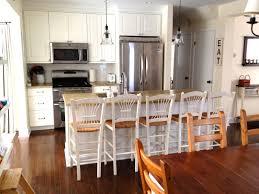 single wall kitchen design with island ideas