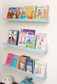 easy diy bookshelf ledges how to nest for less