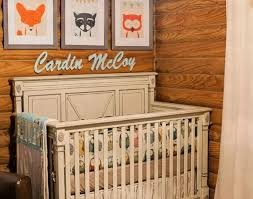 table our perfect nursery beautiful rustic crib southern priss