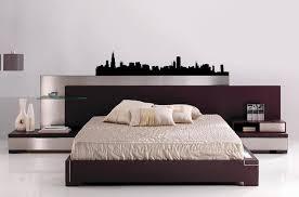 Skyline Wallpaper Bedroom Chicago Cityscapes Vinyl Bedroom Wall Art