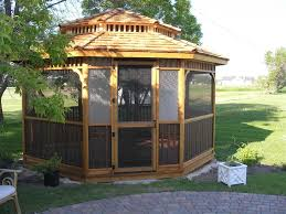 choose 10x12 gazebo and extend your backyard u2014 home design ideas