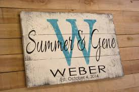 personalized name personalized name signs rusticly inspired signs