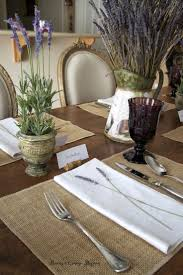 Table Setting by Best 25 Country Table Settings Ideas On Pinterest Dining Table