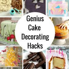 Cake Decorators Pro Cake Decorating Hacks And Easy Cake Decorating Ideas
