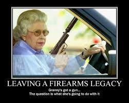Granny Meme - granny s got a gun inter vivos pllc