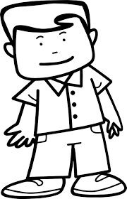 cute doctor man people coloring page wecoloringpage