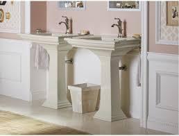 Kohler Brushed Bronze Bathroom Faucets by Faucet Com K 193 4 Cp In Polished Chrome By Kohler