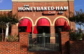 honeybaked ham products menu honeybaked cafe 1597