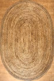 Natural Jute Rugs Jute Rugs Choose Kaza Natural Jute Oval Rug From Rugspot
