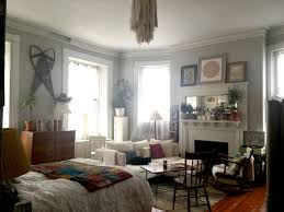 house tour a tiny 250 square foot austin studio apartment therapy