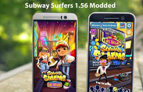 hacked subway surfers apk hack subway surfers v1 56 0 apk las vegas modded apk android