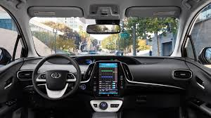 Interior Of Toyota Prius New Toyota Prius Prime Lease And Finance Offers Portland Or