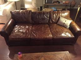 Lancaster Leather Sofa Furniture Leather Modular Sofa Restoration Hardware Leather
