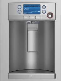French Door Refrigerator Without Water Dispenser - ge cfe28tshss 36 inch french door refrigerator with lcd screen